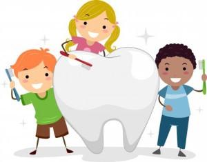 igiene orale nei bambini