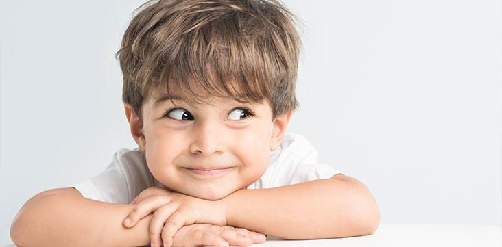 Prima visita dal dentista per bambini